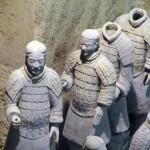 Los origenes de Toyota en los guerreros de terracota de Xian