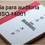 Guía para una auditoria en ISO 14001