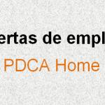 Nuevo foro de Ofertas de empleo en PDCA Home