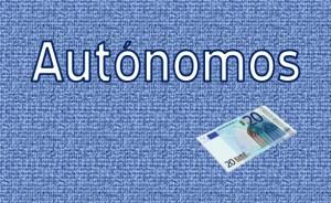 cartel autonomos euro