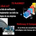 Qué son las 7S de McKinsey (Resumen – Presentación)