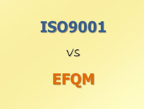 iso9001 y efqm