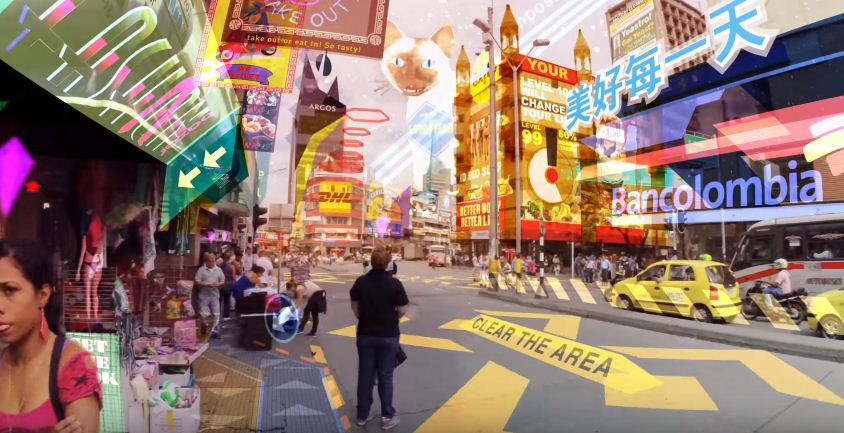 hyper reality video