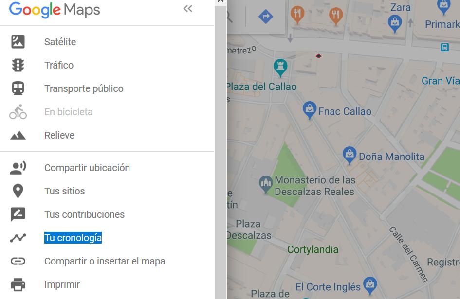 ¿Por qué utiliza Google la información de ubicación?